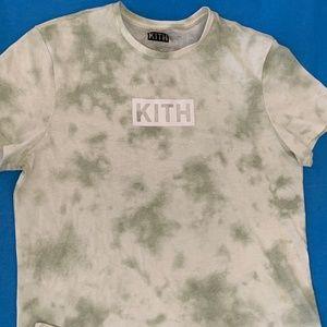 Kith Tie Dye Shirt